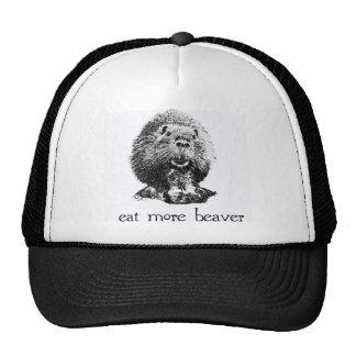 eat more beaver cap