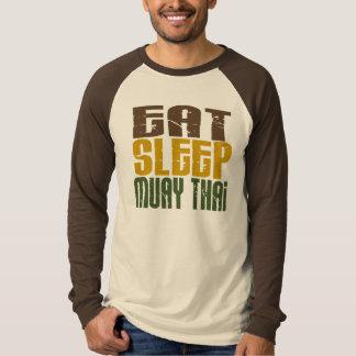 Eat Sleep Muay Thai 1 T-Shirt