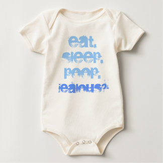Eat. Sleep. Poop. Baby Clothing Baby Bodysuit