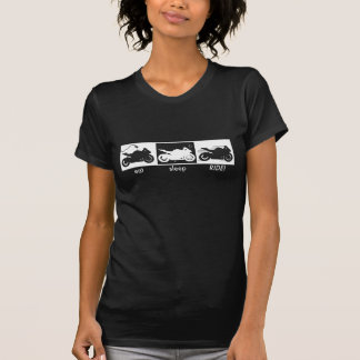 Eat • Sleep • Ride! Shirts