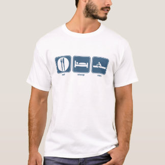 eat, sleep, row T-Shirt