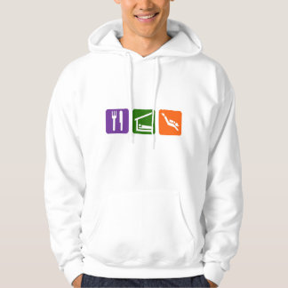 Eat Sleep Scuba Diving Hoodie