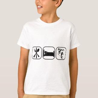Eat Sleep Turbo 1 T-Shirt