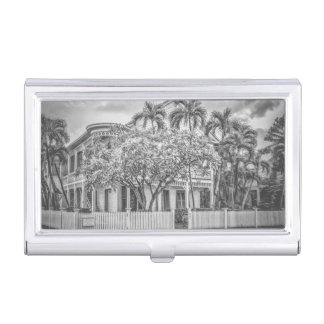 Eaton St. Conch House Business Card Holder