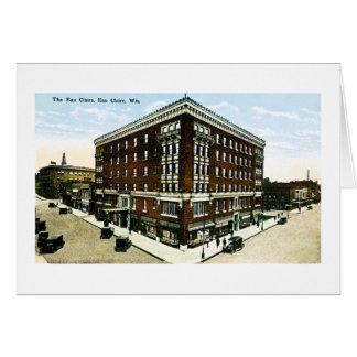 Eau Claire, Wisconsin Card