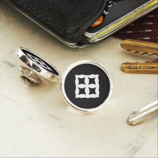 Eban | Adinkra Symbol of Love, Safety, Protection Lapel Pin