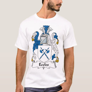 Eccles Family Crest T-Shirt