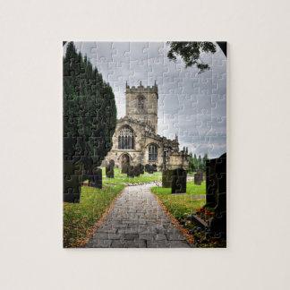 ecclesfield church jigsaw puzzle