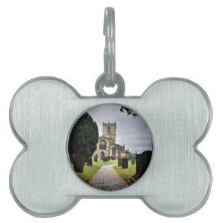 ecclesfield church pet name tag