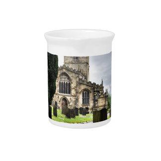 ecclesfield church pitcher