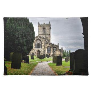 ecclesfield church placemat