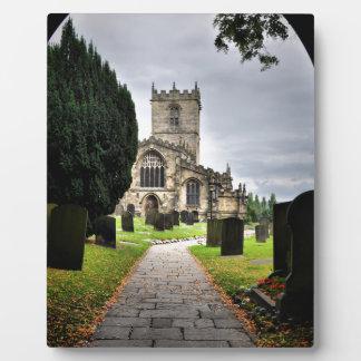 ecclesfield church plaque