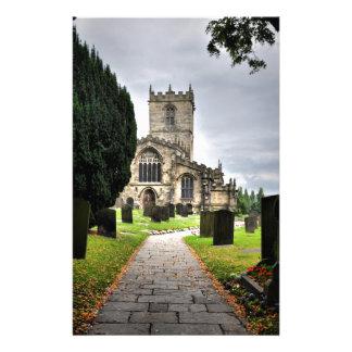 ecclesfield church stationery