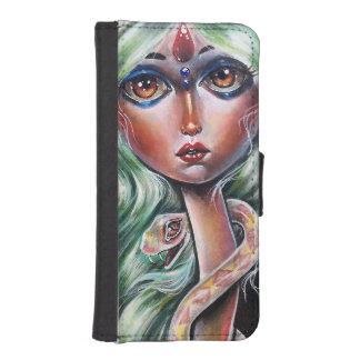 Echidna Mythology Snake Surreal Phone Wallet Case