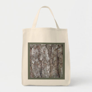 Eco-Friendly Pine Tree Camo Camouflage Reusable Tote Bag