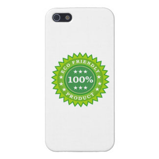 ECO Friendly Product iPhone 5 Cases