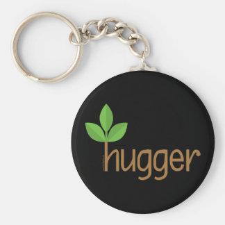Eco Friendly Tree Hugger Key Ring
