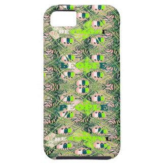 Eco  Latest Hakuna Matata Beautiful  People Africa iPhone 5 Case