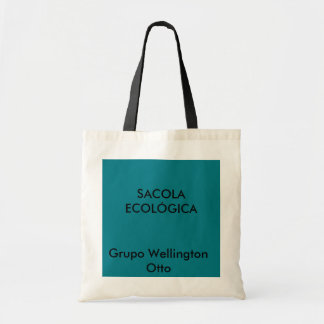 Ecological bag - Everything Leads