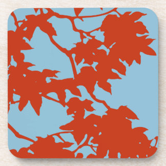 EDAMOMIJI-Branches of Maple leaves Drink Coaster