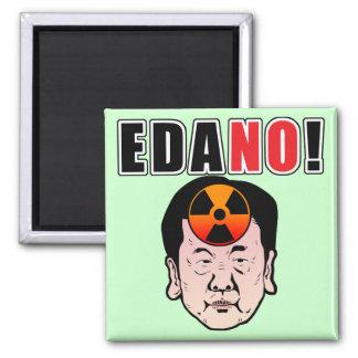 EDANO! SQUARE MAGNET