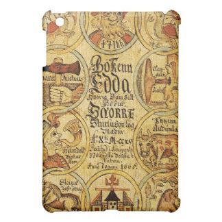 Edda Norse Mythology iPad Mini Covers