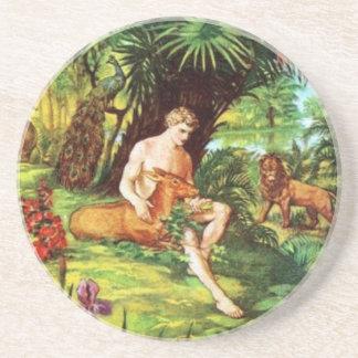 Eden Adam In The Garden Coaster
