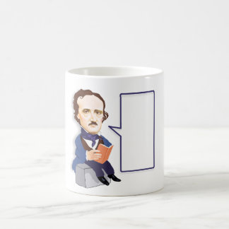 Edgar Allan Poe (1809 – 1849)  Mug. Coffee Mug