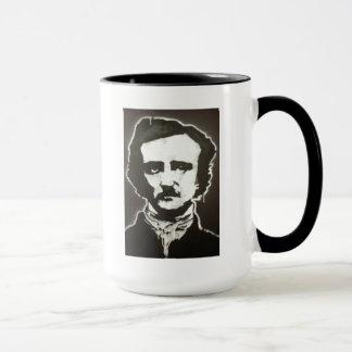 Edgar Allan Poe Anti-Sleep Mug