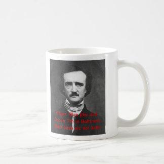 Edgar Allan Poe Haiku Mug
