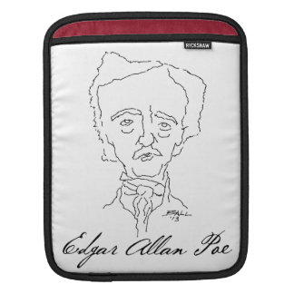 Edgar Allan Poe Tablet Sleeve