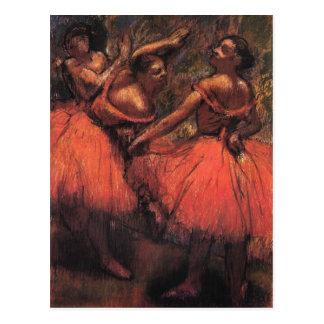 Edgar Degas Art Postcards
