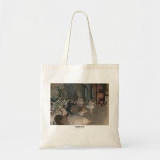 Edgar Degas Tote Bags