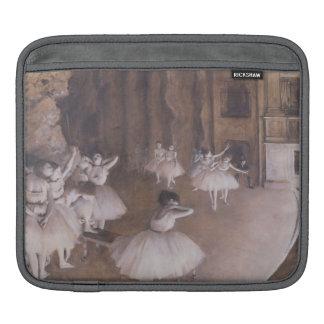 Edgar Degas | Ballet Rehearsal on the Stage, 1874 iPad Sleeve