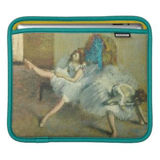 Edgar Degas | Before the Ballet, 1890-1892 iPad Sleeve