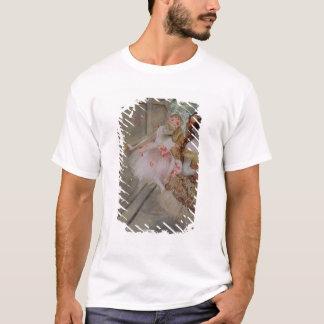 Edgar Degas | Dancer against a stage flat, c.1880 T-Shirt