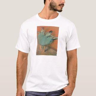 Edgar Degas Dancers at the Bar T-Shirt