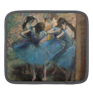 Edgar Degas | Dancers in blue, 1890 iPad Sleeve