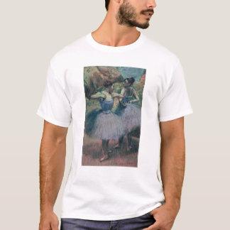 Edgar Degas | Dancers in Violet T-Shirt