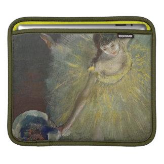 Edgar Degas | End of an Arabesque, 1877 iPad Sleeve