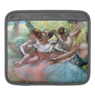 Edgar Degas | Four ballerinas on the stage iPad Sleeve
