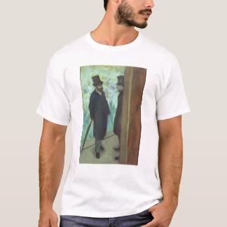 Edgar Degas | Friends at the Theatre T-Shirt