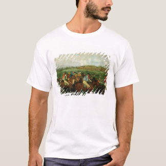 Edgar Degas | Gentlemen race, Before the Departure T-Shirt