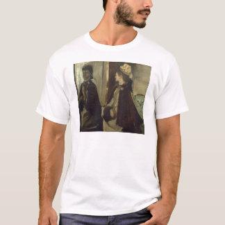 Edgar Degas | Madame Jeantaud in the mirror T-Shirt