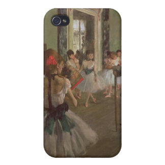 Edgar Degas   The Dancing Class, c.1873-76 Case For The iPhone 4