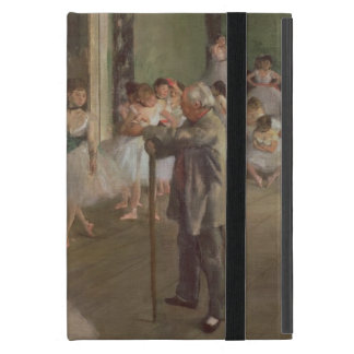 Edgar Degas | The Dancing Class, c.1873-76 iPad Mini Case