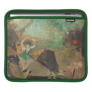 Edgar Degas | The Loge, c.1883 iPad Sleeve