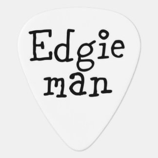 Edgie Man Guitar Pick