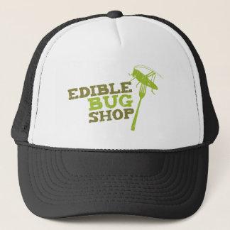 Edible Bug Shop logo Trucker Hat