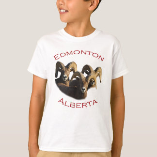 Edmonton, Alberta T-Shirt